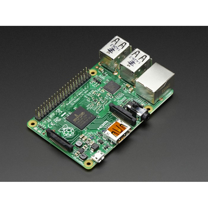 Video player on raspberry pi