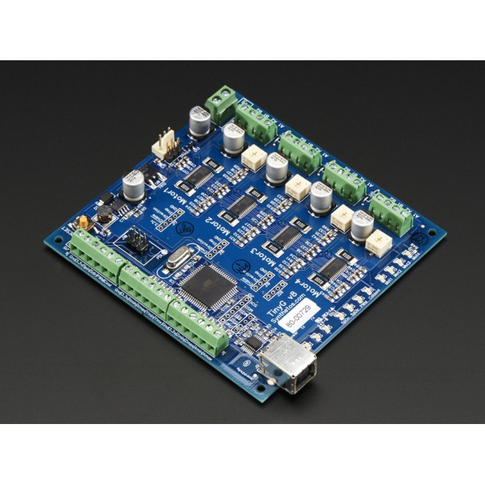 TinyG 6-Axis CNC Controller Board v8