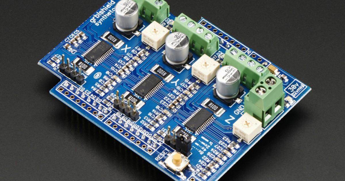 91495 Synthetos Gshield 3 Axis Cnc Controller Board Vx630w Jpg