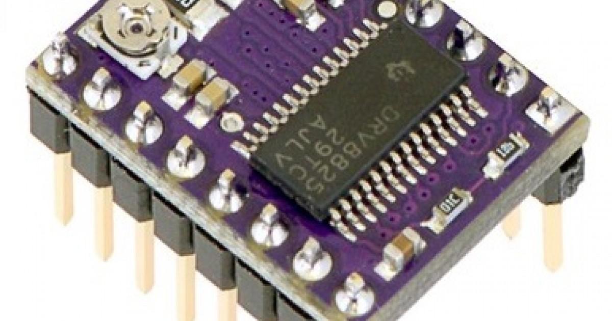 Drv8825 Stepper Motor Controller