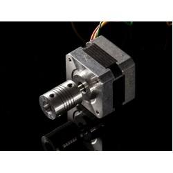 Aluminum Flex Shaft Coupler - 5mm to 10mm