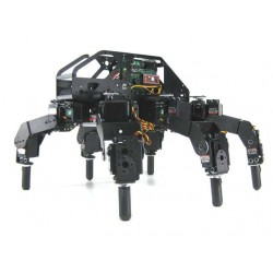 Lynxmotion T-Hex 3DOF Hexapod Robot Kit