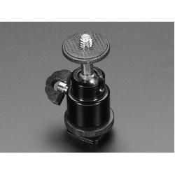 Swivel-Head Pan Tilt (PTZ) Shoe Mount Adapter