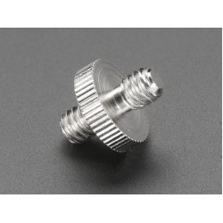 """1/4"""" to 1/4"""" Screw Adapter - For Camera / Tripod / Photo / Video"""