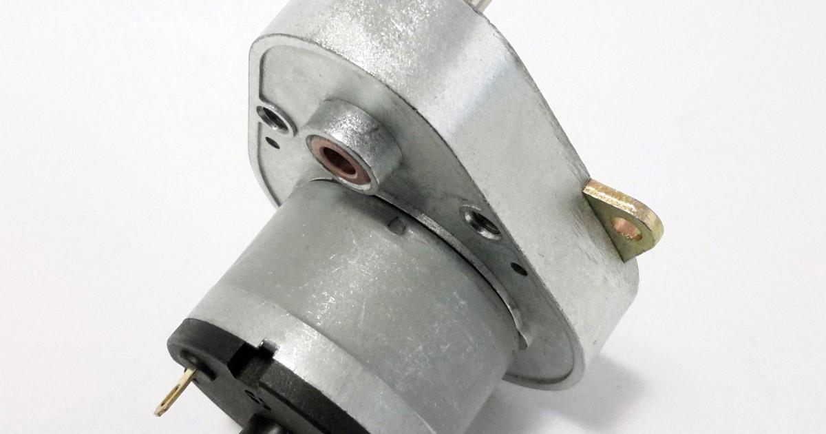 24v 30rpm L Geared Dc Motor Ks Ri