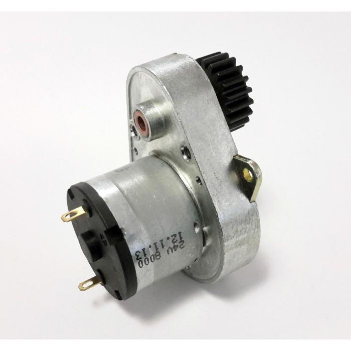 24v 75rpm L Geared Dc Motor Ks Ri