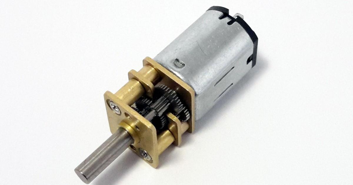 6v 60rpm 12mm geared dc motor for Dc gear motor 6v