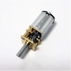 6V 650Rpm 12mm Geared DC Motor