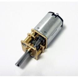 6V 6000Rpm 12mm Geared DC Motor