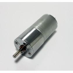 12V 60Rpm 25mm Geared DC Motor