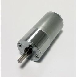 12V 200Rpm 25mm Geared DC Motor