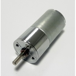 12V 1000Rpm 25mm Geared DC Motor