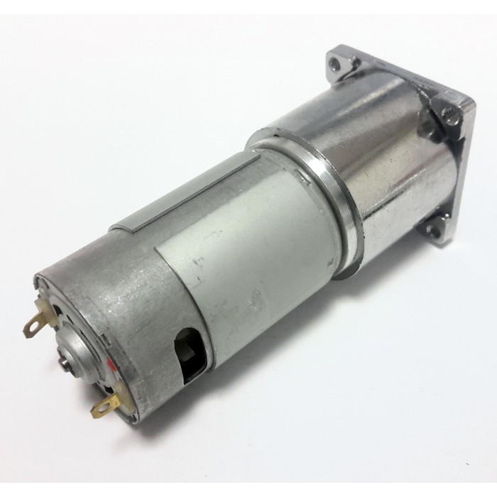 12v 30rpm 42mm Large Geared Dc Motor
