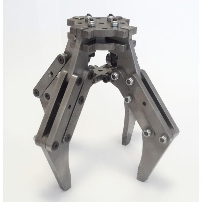 robotpark x4m metal gripper kit. Black Bedroom Furniture Sets. Home Design Ideas