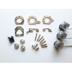 Robotpark MF-70 CNC Kit Mechanical Parts