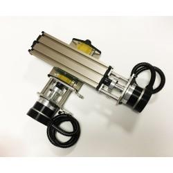Proxxon KT70 Micro Compound Table CNC Kit