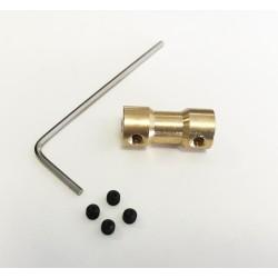 K546 Copper Shaft Connector Coupler