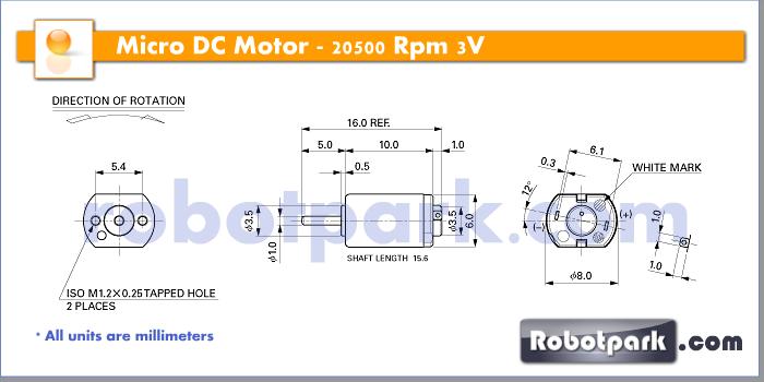 Micro-Dc-Motor-20500-Rpm-3V