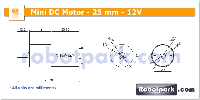 12v 30rpm 25mm geared dc motor for Dc gear motor specifications