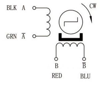 stepper motor driver circuit diagram stepper motor manual